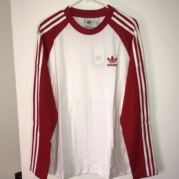hot sale online 9e2c2 d26df Adidas Originals 3-stripes Tee